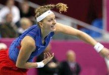 Fed Cup 2011 – Finale – Russia vs Rep. Ceca 1-1: Kvitova porta in vantaggio la squadra ceca. La Kuznetsova pareggia i conti