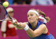 Fed Cup 2011 – Finale – Russia vs Rep. Ceca 2-3: Primo trionfo per la squadra ceca. Hradecka- Peschke regalano il punto decisivo