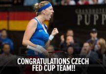 Fed Cup – Finale: Rep. Ceca b. Germania 3 a 1. Petra Kvitova regala il punto decisivo alla Rep. Ceca che vince l'ottava Fed Cup