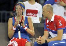 Fed Cup: Kvitova e Safarova dicono no alla semifinale contro la Svizzera