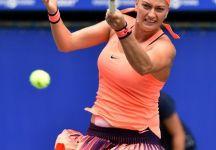 WTA Premier Five Wuhan: La Kvitova stende la Halep ed in finale sfiderà Dominika Cibulkova