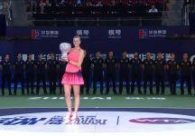 WTA Elite Trophy di Zhuhai: Vittoria netta di Petra Kvitova (Video)