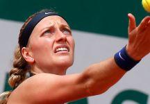 Continua il recupero di Petra Kvitova