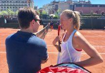 """Dal Roland Garros: Petra Kvitova annuncia il rientro """"Sono qui e sono felice. Sono in tabellone. La mano non è ancora al 100% ma giocherò a Parigi"""""""