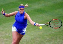 WTA Birmingham e Maiorca: Kvitova e Barty in finale a Birmingham. Out la Muguruza. Julia Goerges in finale in Spagna