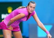 ATP-WTA Eastbourne: Risultati Live Quarti di Finale. Livescore dettagliato. La Kvitova si ritira