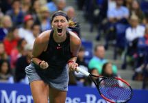 Petra Kvitova ed il duro allenamento