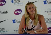 """Petra Kvitova non giocherà a Roma: """"Sono completamente esausta. Devo rinunciare a Roma"""""""