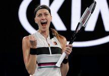 Australian Open: Petra Kvitova è in semifinale. La ceca è al momento anche al n.1 del mondo. Simona Halep dal prossimo lunedì non sarà più in vetta (VIDEO)