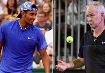 """John McEnroe scatena la polemica su Serena Williams: """"Nel maschile Serena sarebbe numero 700 del mondo, più o meno"""" e arriva anche Nick Kyrgios provocato da un giornalista"""