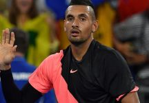 Video: Nick Kyrgios genio e sregolatezza. Salva un match point con una seconda di servizio a 216 km/h