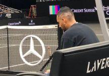 Nick Kyrgios, la Laver Cup ed il nuovo taglio di capelli