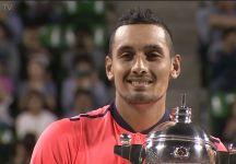 ATP Tokyo: Primo titolo 500 in carriera per Nick Kyrgios e best ranking (Video)