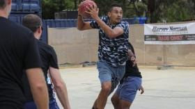 "Nick Kyrgios ""tranquillo"" anche nel basket"