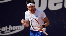 Leonardo Mayer classe 1987, n.27 ATP