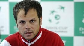Severin Luthi è il capitano di Davis Cup della Svizzera