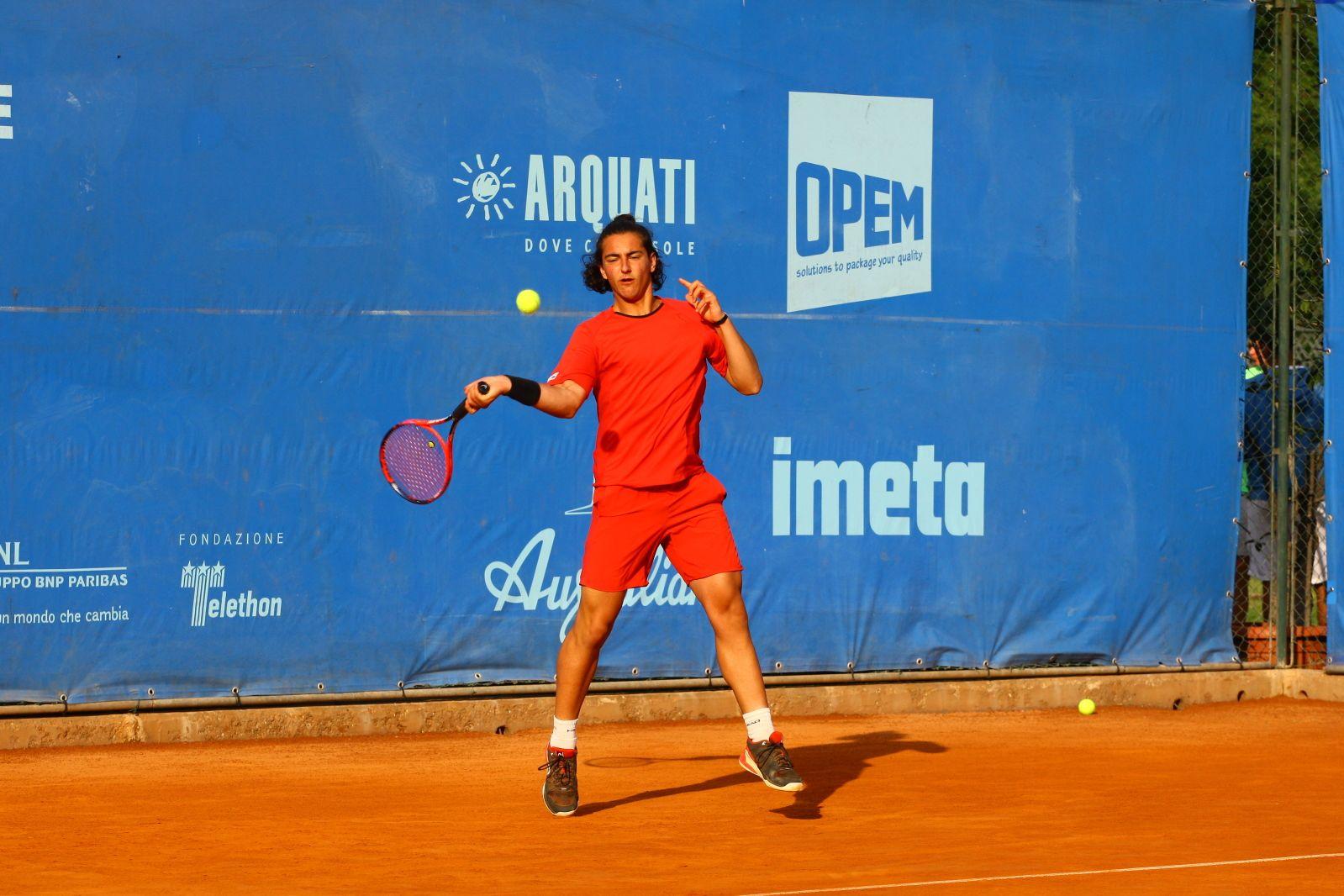Giuseppe La Vela, classe 2000 e n.147 ITF