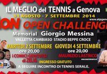 Grande spettacolo con i comici dello Zelig Lab di Genova e Maurizio Lastrico al torneo di Genova