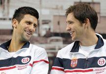 Quale colpo Dusan Lajovic ruberebbe ad un altro tennista? il serbo non ha dubbi