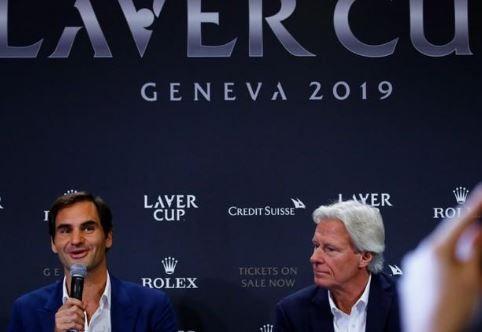 La Laver Cup sarà un evento del circuito ATP