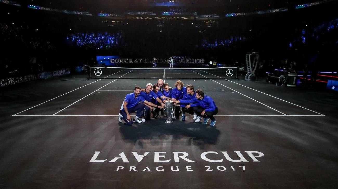 Nel 2019 la Laver Cup si giocherà a Ginevra