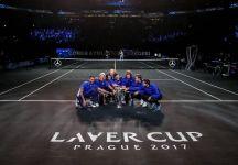Laver Cup 2022 si svolgerà alla O2 Arena di Londra