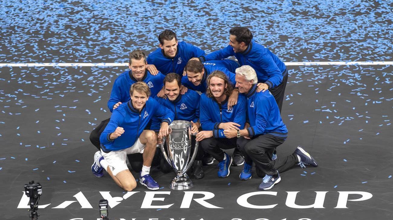 A Boston la Laver Cup 2020