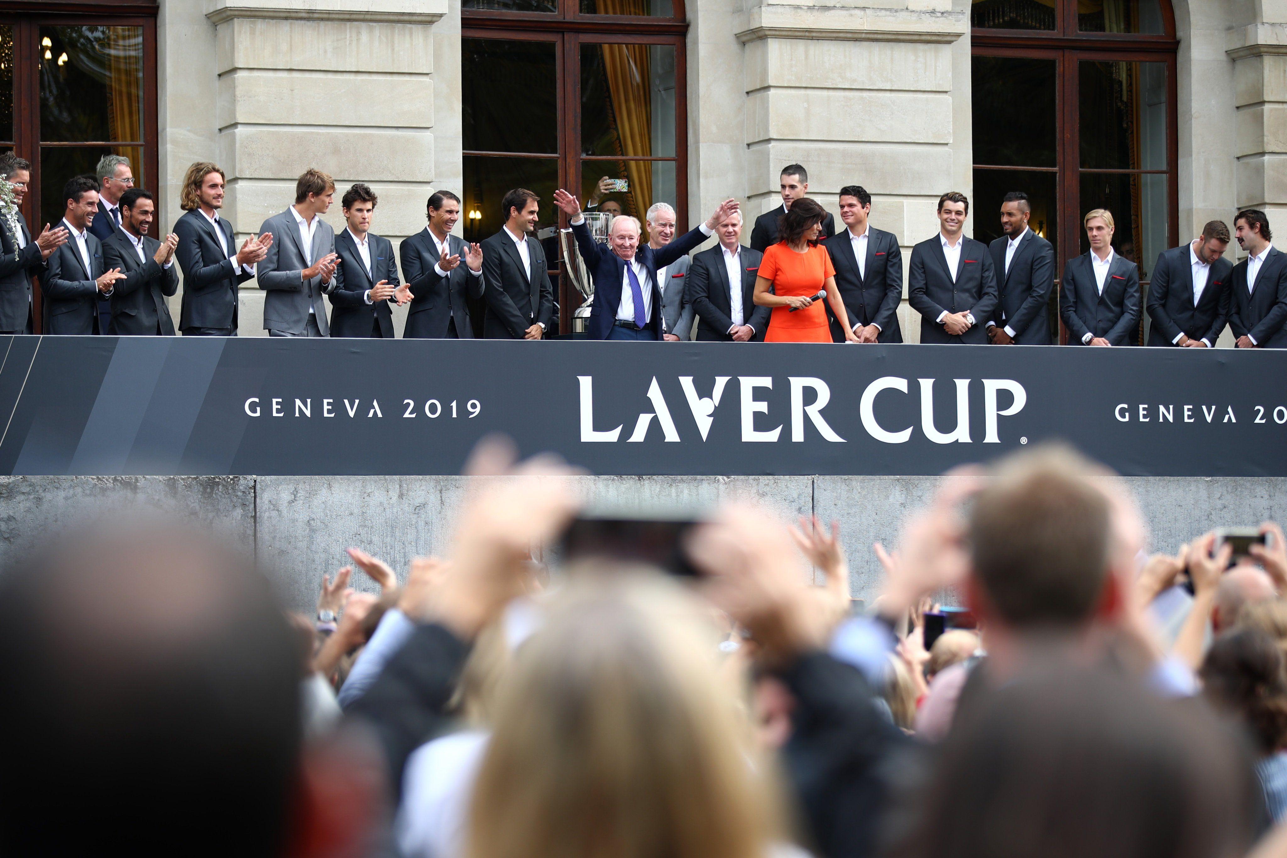 Risultati dalla Laver Cup