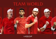Laver Cup 2021: annunciato il Team World, entrano Isner, Opleka e Kyrgios