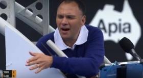 Video del Giorno: I consigli di Lahyani ad uno svogliato Tomic