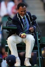 Mohamed Lahyani, Giudice di Sedia del circuito ATP