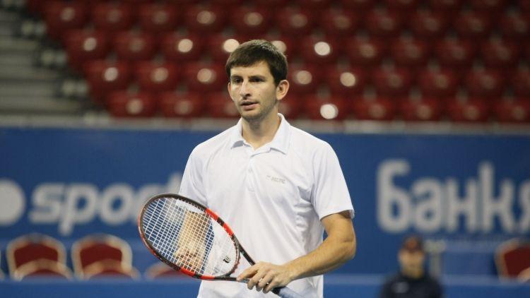 Alexandar Lazov nella foto