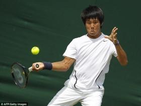 Duckhee Lee classe 1998, n.229 ATP