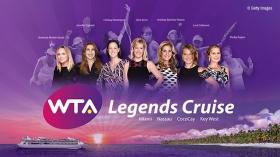 Dal prossimo anno al via il suggestivo WTA Legends Cruise