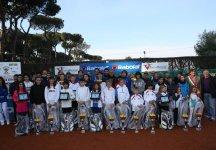 Lemon Bowl: La Paoletti centra il poker, Nardi sconfigge la Serbia