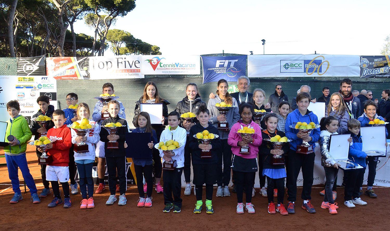 Tutti i vincitori dell'edizione 2019 del Lemon Bowl - Foto Biagio Milano