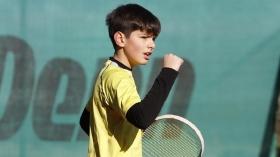Un piccolo protagonista delle qualificazioni al Lemon Bowl 2015 - Foto Mosquitos