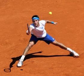 Leonardo Mayer classe 1987, n.29 ATP