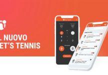 Let's tennis: la rivoluzione digitale scende in campo