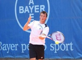 Pietro Licciardi classe 1994, n.63 del ranking Under 18