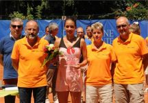 ITF Torino: Vince il torneo Alizè Lim dopo un match maratona
