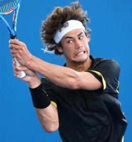 Nick Lindahl classe 1988, best ranking n.187 ATP