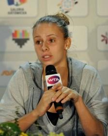 Magda Linette classe 1992, n.96 WTA