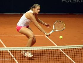 Magda Linette classe 1992, n.143 WTA