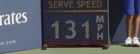 Record di velocità al servizio nel circuito WTA.