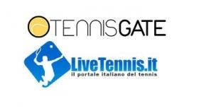 Live Tennis e Tennis Gate insieme: una finestra su Challenger e Futures di tutta Italia