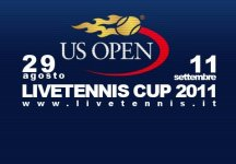 LiveTennis Cup 2011 – US Open: La classifica della dodicesima giornata. Andy90 vince la giornata al fotofinish, cambio al vertice in classifica generale