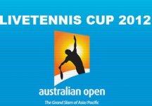 LiveTennis Cup 2012 – Australian Open: Si conclude il gioco. L'ultima giornata la vince Alex83. In classifica generale trionfa BigLebowski!