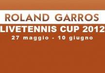 LiveTennis Cup 2012 – Roland Garros: Classifica finale. Ex aequo nella generale, ma la spunta l'utente il_pignolo. L'ultima giornata la vince marcodho. La prossima tappa è Wimbledon!