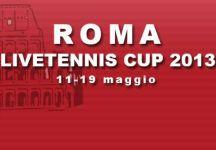 LiveTennis Cup 2013 – Roma: Classifiche finali. L'utente JCFerrero re di Roma, gale1 vince l'ultima giornata. Si ricomincia la prossima settimana con il Roland Garros!